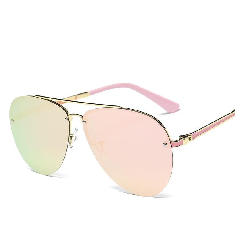2017 kein rahmen Polarisierte Sonnenbrille Fashion Beschichtung ...