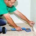 Ajustement de tapis genou Kicker Installer civière monteur Setter anti rides|remover|remove wrinkles|  -