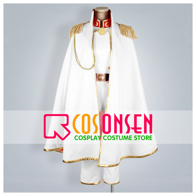 COSPLAYONSEN Wand of Fortune 2FD Est Rinaudo Cosplay Costume All Size Custom Made