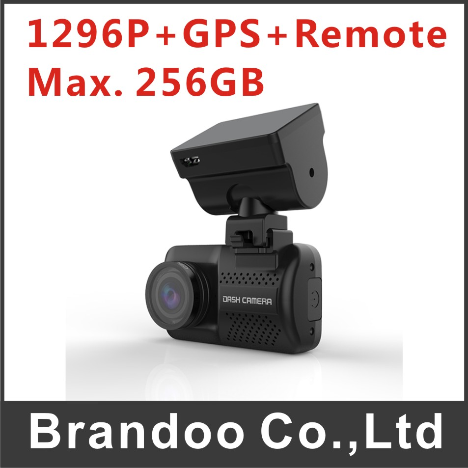 1296P Super car dashboard font b camera b font with GPS support Max 256GB micro sd