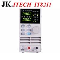 IT018 ITECH IT8211 Professional Digital Control DC Electronic Loads Single Channel Electronic Loads 60V 30A 150W Instrumentation