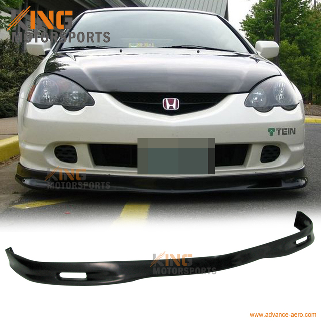 For Acura RSX SPOON Urethane Front Lip Spoilerin Bumpers From - Acura rsx front lip
