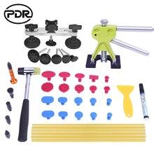 PDR Outils Débosselage Auto Réparation Outils Débosselage sans peinture outils Dent Lifter Pont Extracteur Ventouses Pour Dent Top qualité