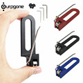 Ourpgone Archer Bow Magnetic Arrow Rest Stick to Metal Bow Riser For Professional Compound Bow Arrow Rest Fit Right Left Hand