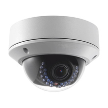 3mp IP Camera DS 2CD2735F IS Vari focus 2 8 12mm IR Dome With POE 3DNR