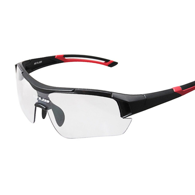 22d3150764 Photochromic Polarized Cycling Glasses Bike Eyewear Sports Sunglasses MTB  Bicycle Goggles Riding Fishing Myopia Frame