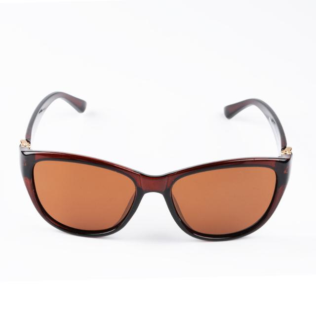 Elegant Luxury Design Cat Eye Polarized Sunglasses