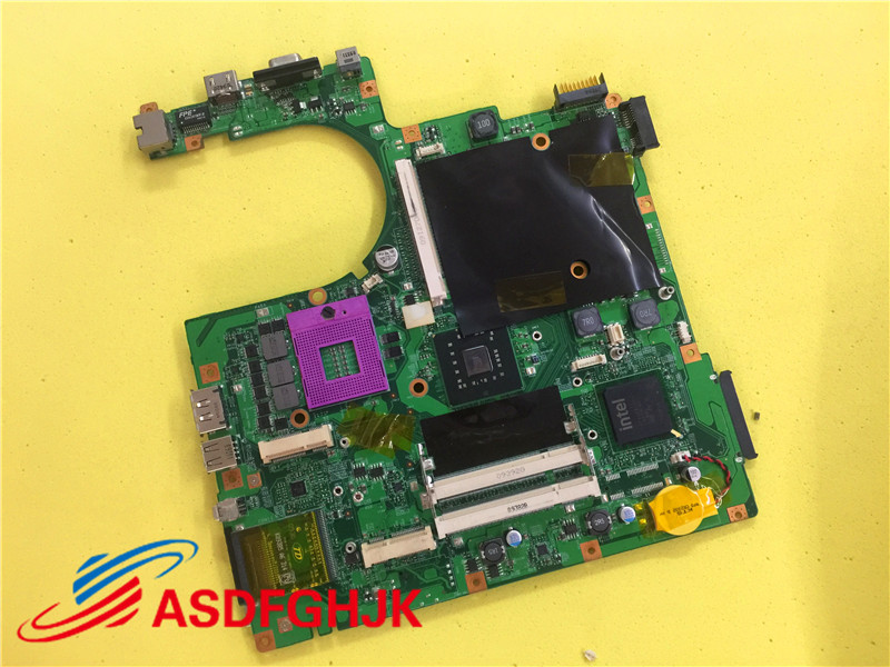 FOR MSI GX623X laptop motherboard mainboard ms-16511 ms-1651 FULL tests ok