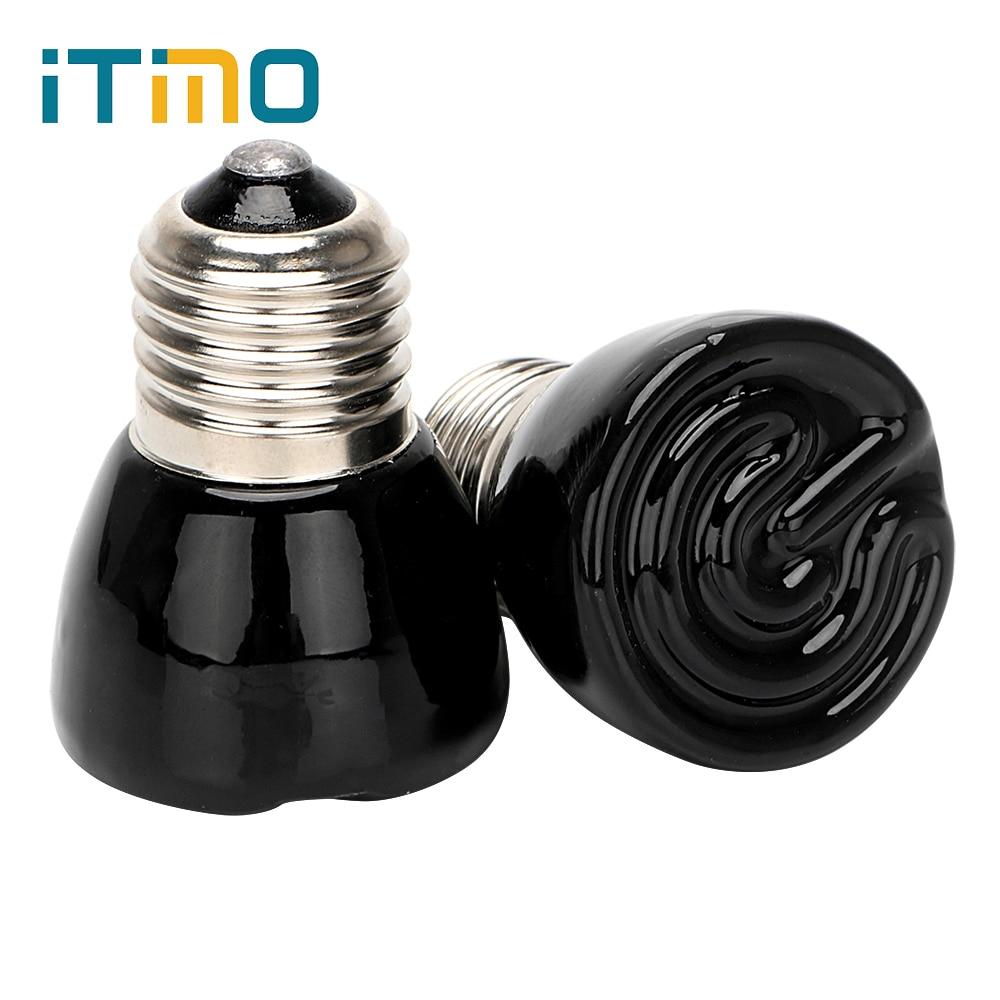 Aliexpress Com Buy Itimo Black Heat Light 50w 100w Bulb