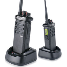 10W High Power Walkie Talkie LED Hidden Display Screen ham radio Portable UHF 400-480 MHz Long Range Two Way Radio KL-669