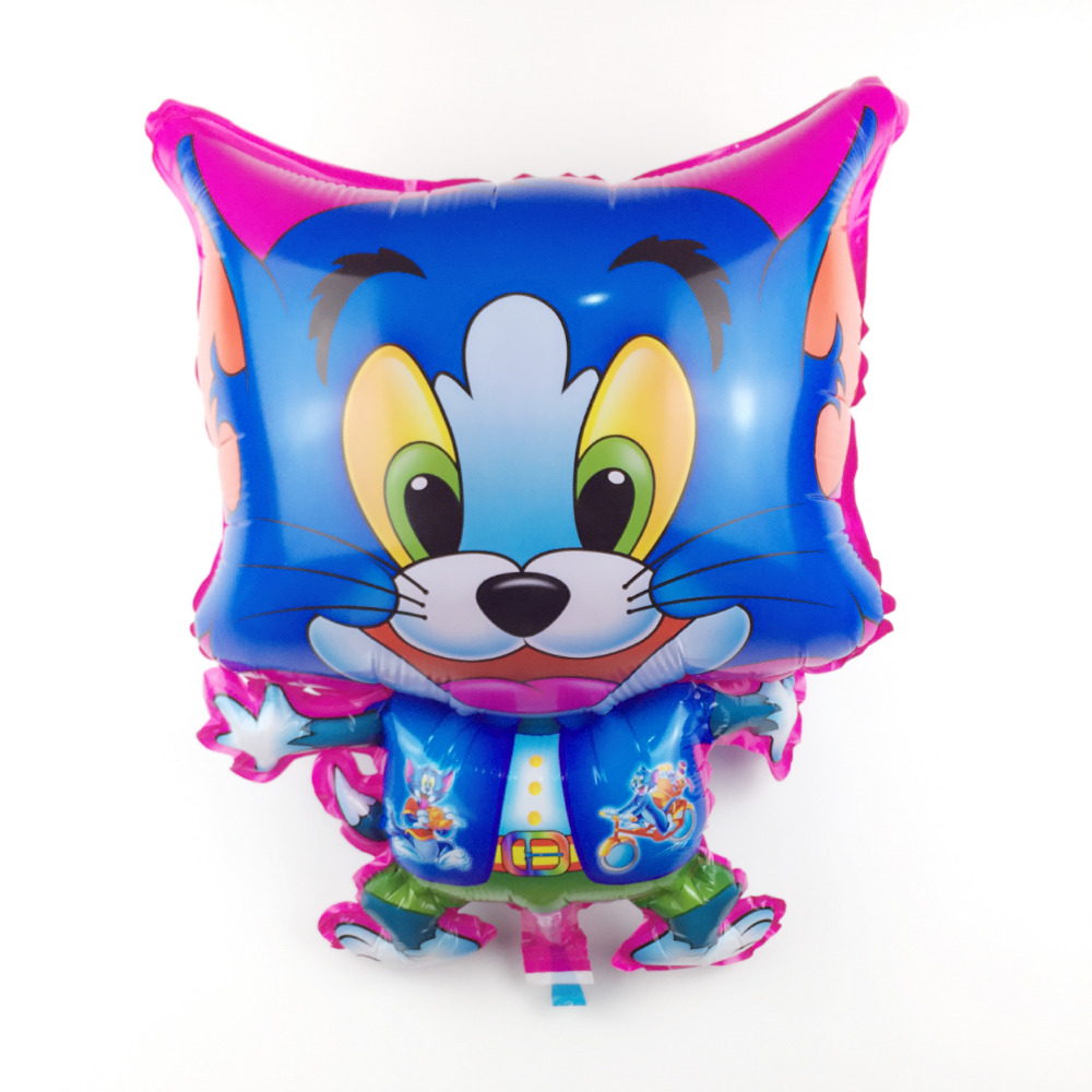 XXPWJ 1pcs Free Shipping New Cartoon Cat Balloon Children Toy Party Birthday Bal