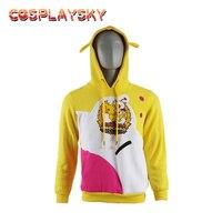 FF15 Moogle Chocobo Hoodies Final Fantasy XV Noctis Lucis Caelum Sweatshirts Carnival Halloween Costume Christmas Coat