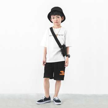 Travel snail Boys clothes t-shirts or shorts for kids boys t-shirt for kids blouse sets cotton 100 cm-160 cm 2018 Summer New