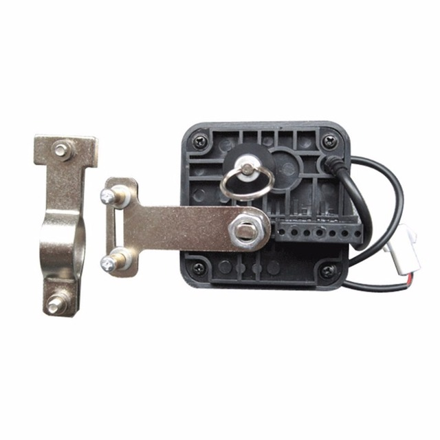 NEW Automatic Manipulator Shut Off Valve DC8V-DC16V For Alarm Shutoff Gas Water Pipeline Security Device For Kitchen&Bathroom Computer, Office & Security