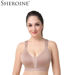 e243fc7db4c6d Sheroine push up Bra Bralette Sexy Women Plus Size