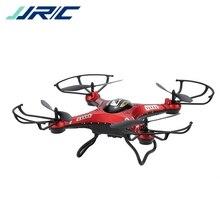 Asli JJRC H8DH 5.8G FPV RC Drone Dengan Kamera 2MP HD 2.4G 4CH 6 Axis Ketinggian Terus Tanpa Kepala LED Quadcopter Helikopter Mainan RTF