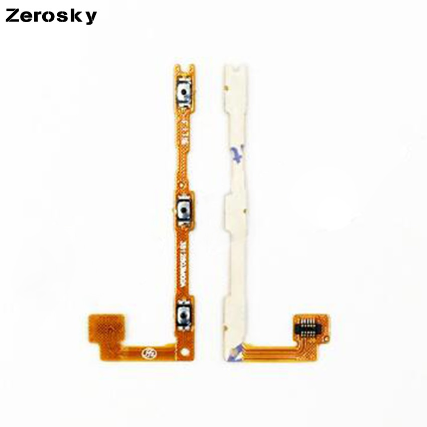 Replacement Power Button On/Off Key & Volume Side Flex Cable For Xiaomi Mi Max Repair Parts