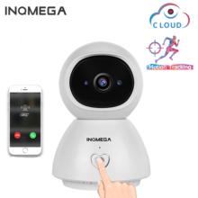 INQMEGA Cloud Wireless IP Camera 1080P APP Reverse-Call Auto-Tracking Indoor Home Security Surveillance CCTV Network Wifi Cam