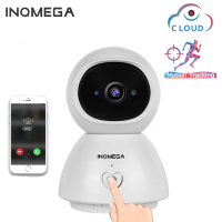 INQMEGA Cloud Wireless IP Camera 1080P APP Reverse Call Auto Tracking Indoor Home Security Surveillance CCTV Network Wifi Cam