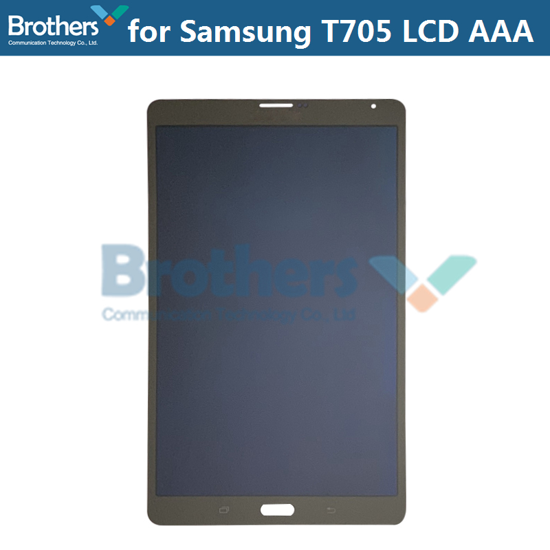 Tablet LCD Display For Samsung Galaxy Tab S T705 T700 Panel LCDAssembly for T705 T700 With Touch Screen Digitizer Glass 8.4\' AAA (3)