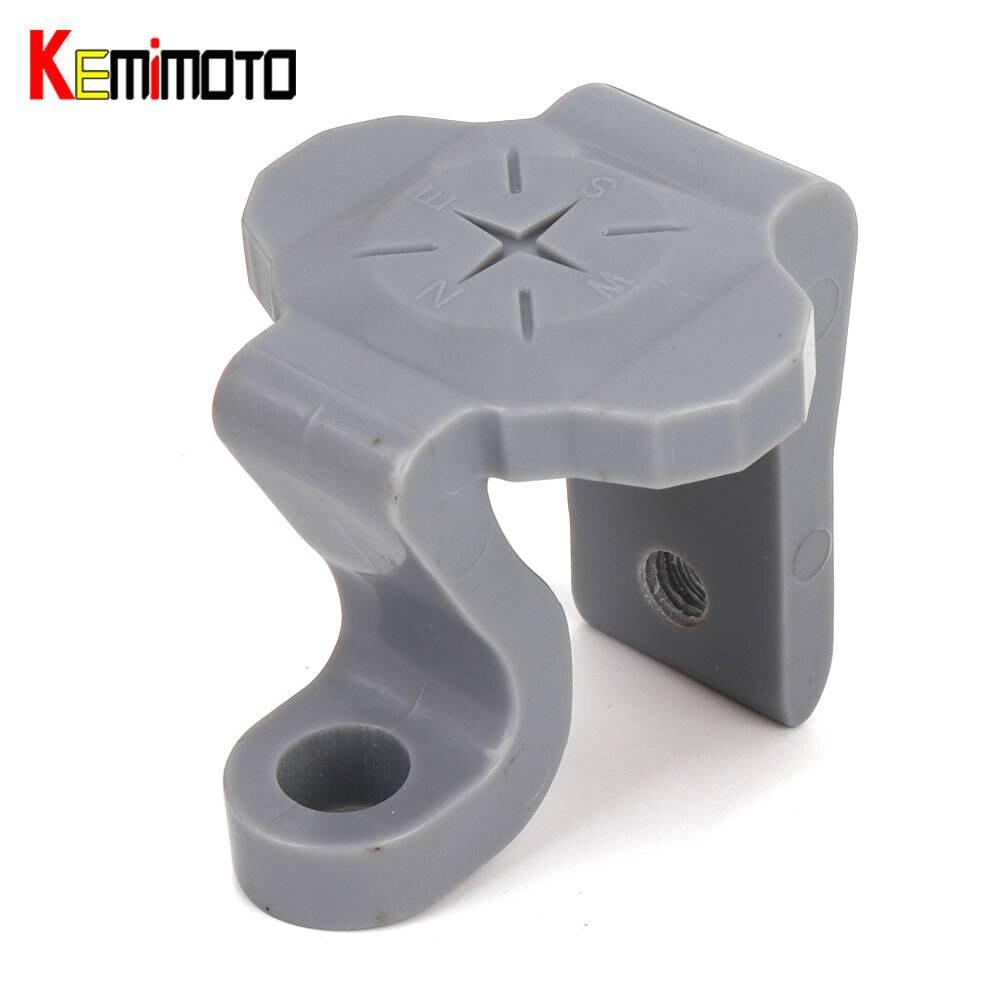 KEMiMOTO 4/8 Pack Boat Fender Hanger Tector Pontoon Adjuster Holder For 1.25 Rail Marine For 1 Bar