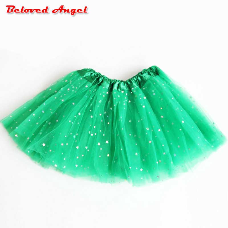 20408f317 Faldas tutú para niñas, falda de bailarina para bebés, falda de tul  mullida, falda de ballet de baile para niñas, colores de caramelo  informales, ...
