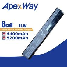 ApexWay x501a pil için Asus A31 X401 A32 X401 A41 X401 A42 X401 F301 F301A F301A1 F301U F401 F401A F401A1 F401U F501U S501