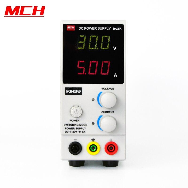 MCH-K305D 0-30V 0-5A Adjustable Regulated DC Switching Power Supply Laboratory DigitDisplay Adjustable Power SupplyMCH-K305D 0-30V 0-5A Adjustable Regulated DC Switching Power Supply Laboratory DigitDisplay Adjustable Power Supply