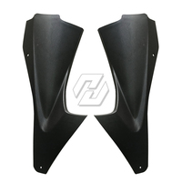 Air Duct Tube Cover Fairing Plastic case for Yamaha YZF600 R6 2006 2007 Unpainted Cover Fairing section