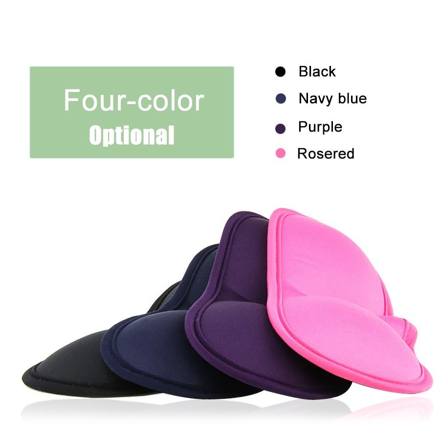 3D Ultra-soft breathable fabric Eyeshade Sleeping Eye Mask Portable Travel Sleep Rest Aid Eye Mask Cover Eye Patch sleep mask 4