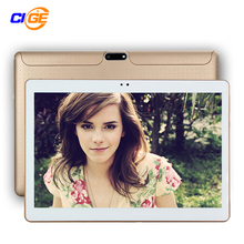 10 pulgadas 3G 4G Lte el Tablet PC Quad Core 2 GB RAM 32 GB ROM de Doble Tarjeta SIM Android 5.1 GPS 1280*800 IPS Tablets 10″