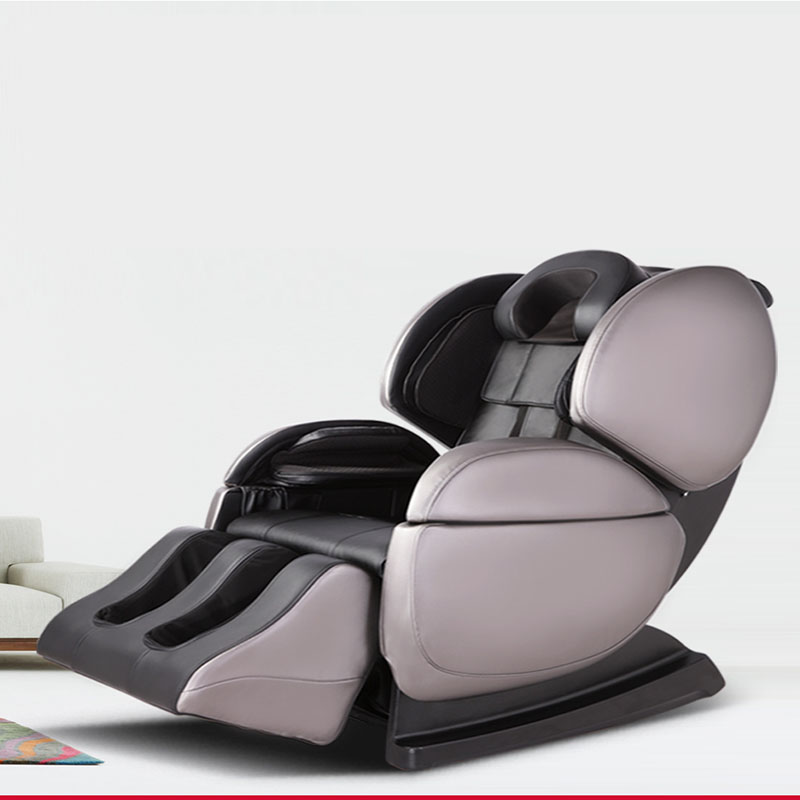 Automatic Massage Chair Leather Small L-Shaped Rail Household Multifunction Adult Massage Sofa Luxury Multicolor