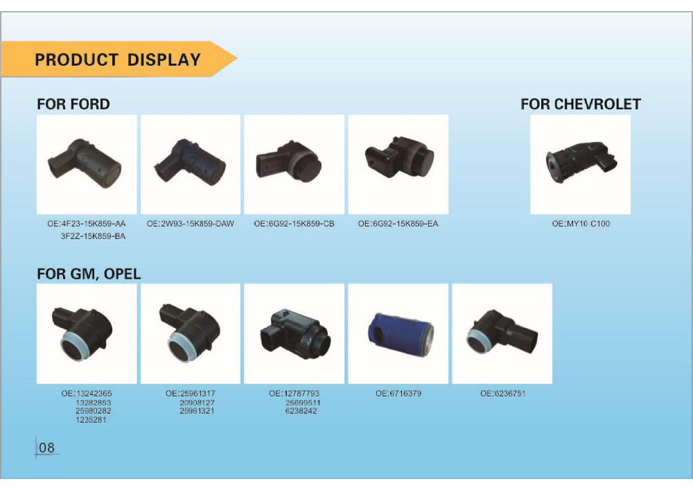 catalogue of PDC sensors-page-009