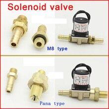 솔레노이드 밸브 DF2 3 B DC24V,AC36V, AC220V co2 가스 용 2 위치 양방향, 아르곤 가스 용접기