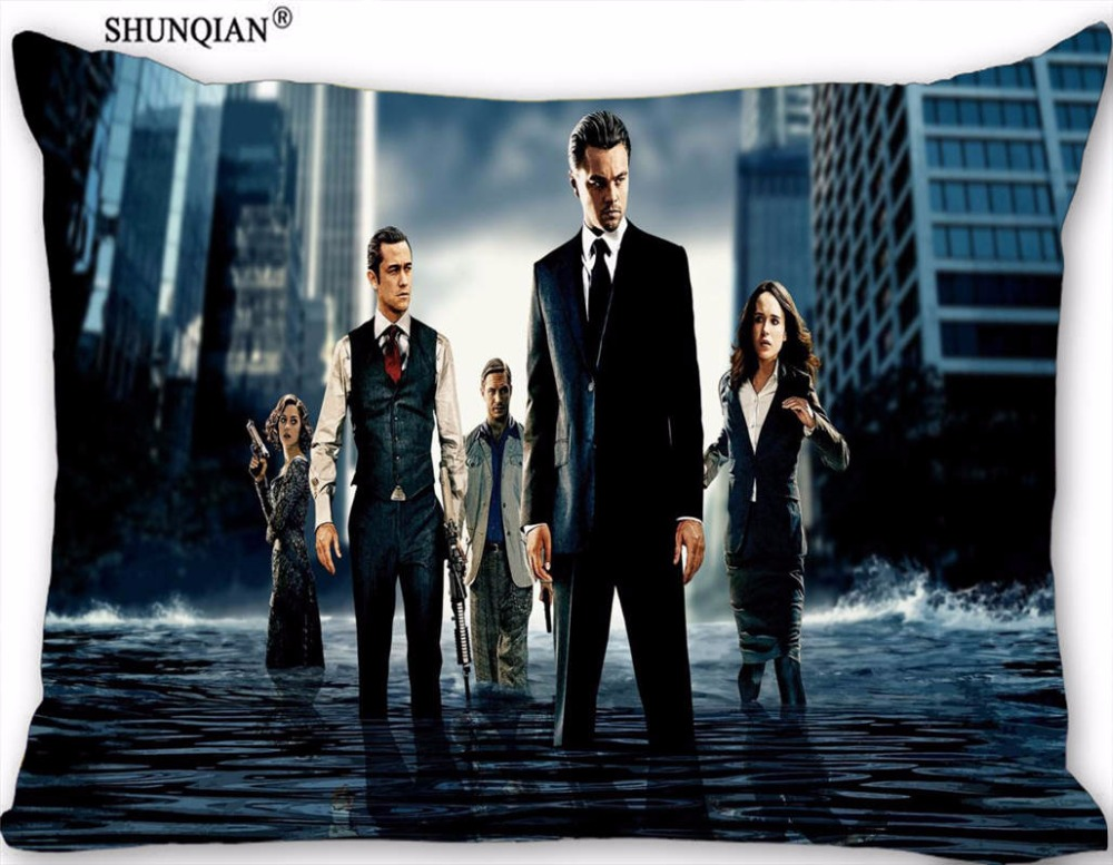 Custo Inception Pillowcase Zippered Rectangle Pillow Cover Cases Size 45X35cm,40x60cm,45X75cm,50X75cm(Two sides)