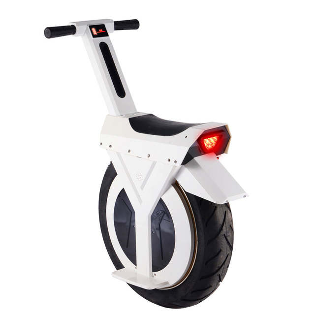 Electric Sit Down Scooter >> Sit Down Funny One Wheel Electric Scooter Self Balancing 60v 17 Inch
