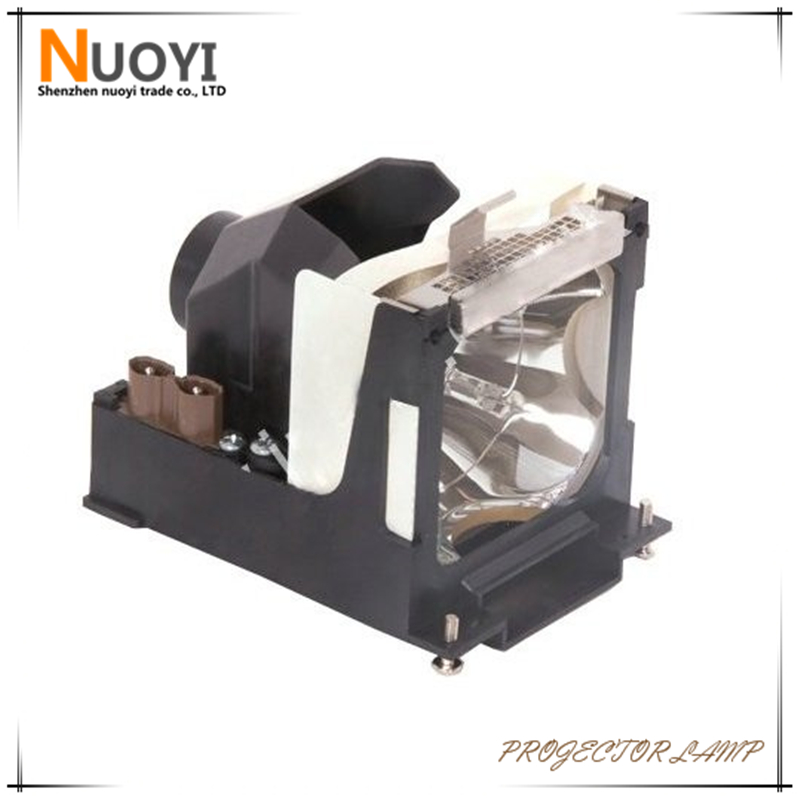 Replacement Projector Lamp with Housing POA-LMP63 for SANYO PLC-XU45 free shipping poa lmp136 compatible replacement projector lamp with housing for sanyo plc xm150 wm5500 xm150lproyector lambasi