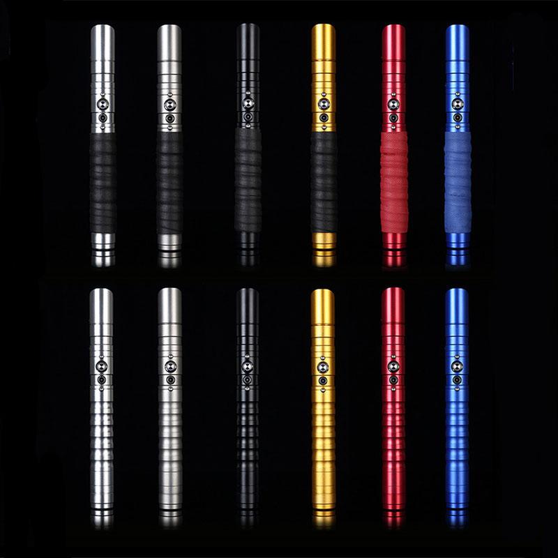 Lightsaber Sword Light la spada laser di metallo spada laser luce dei giocattoli