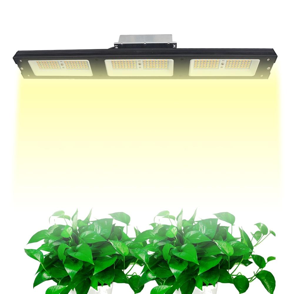 LED Grow Light Quantum Board Full Spectrum Samsung LM561C S6 3000K+CREE 660nm Red Veg/Bloom State Grow Phytolamp