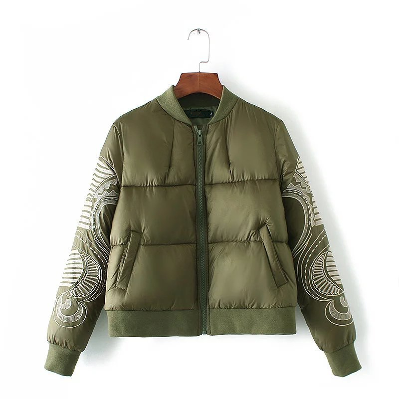 Green Quilted Jacket Promotion-Shop for Promotional Green Quilted ...