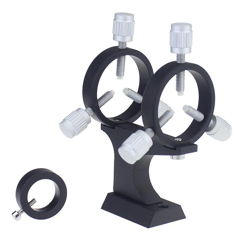 35mm Deluxe Laser Pointer Bracket Adjustable Finder Scope Adapter Full Metal 6-point Screw Mount for Astronomical Telescope35mm Deluxe Laser Pointer Bracket Adjustable Finder Scope Adapter Full Metal 6-point Screw Mount for Astronomical Telescope