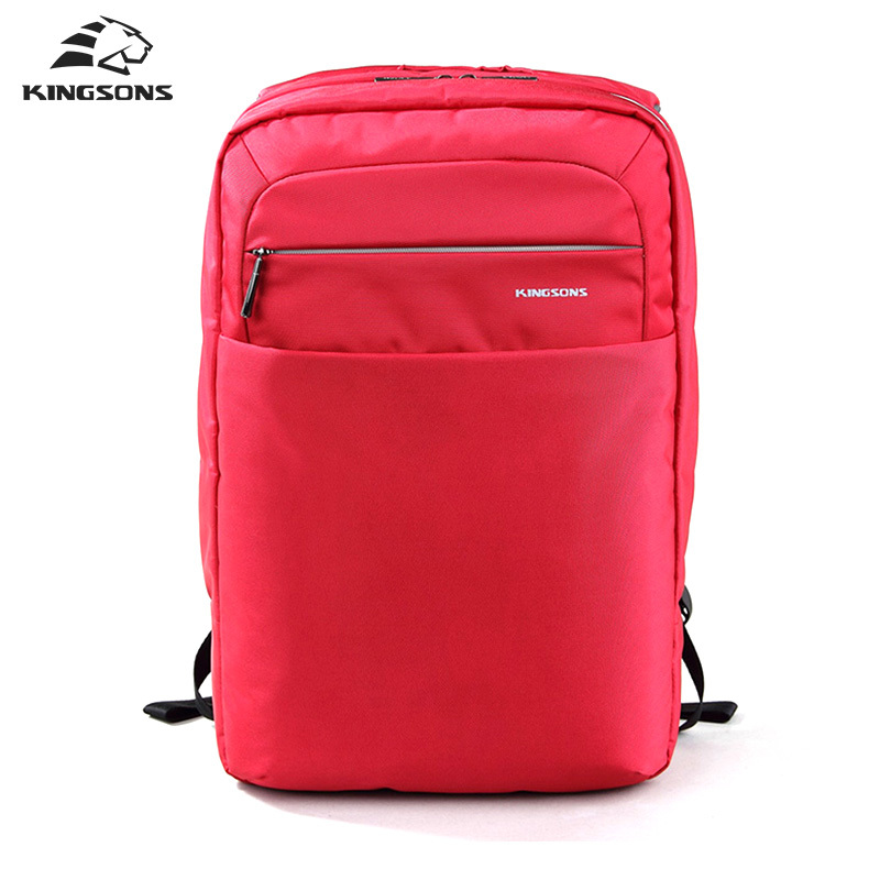 Kingsons Men Backpack 15.6 inch Academy Double Shoulder knapsack Travel Packsack School Bag Bolsas Mochilas Femininas 2017 New 2017 new women printing backpack canvas school bags for teenagers shoulder bag travel bagpack rucksack bolsas mochilas femininas