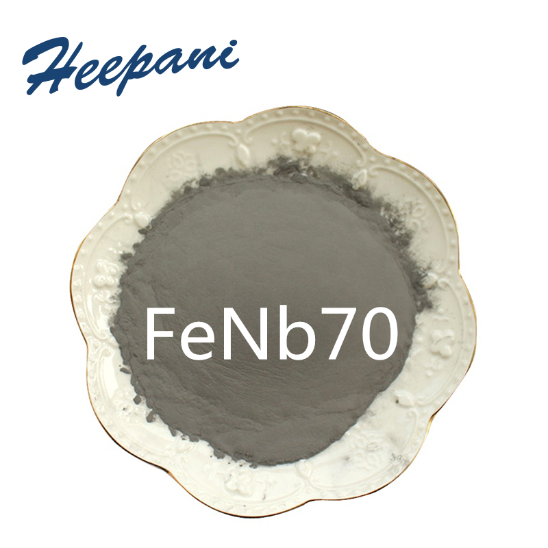 Free Shipping Niobium Iron With High Purity FeNb70 Welding Material Powder For Alloy Additive