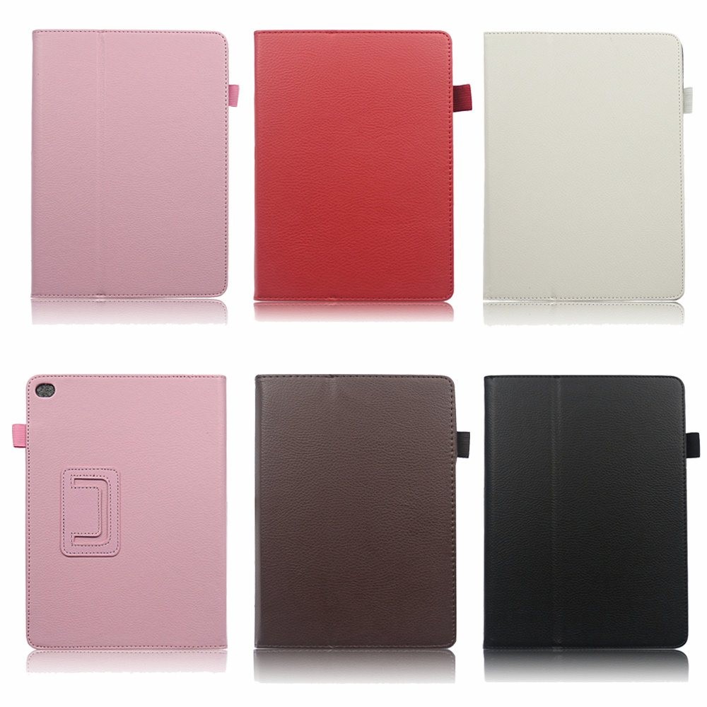 Free Shipping 1pcs fashion Smart Cover PU Stand Function Case just for Apple IPAD 6 AIR2
