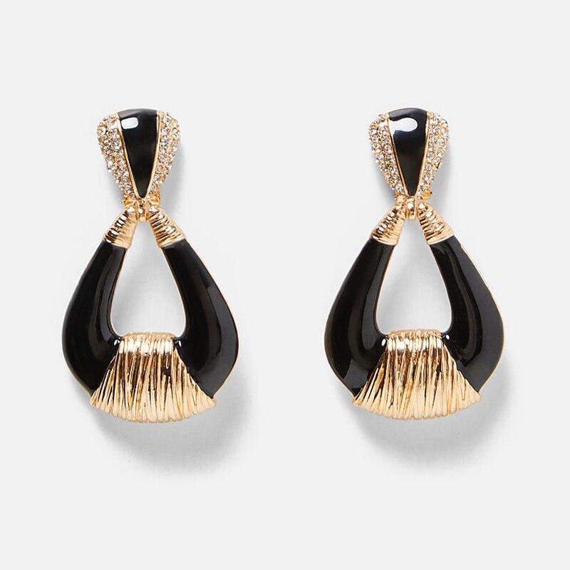 Trendy-ZA-2018-Geometric-Crystal-Drop-Dangle-Earrings-For-Women-Vintage-Bohemia-Beautiful-Statement-Earrings-Wedding