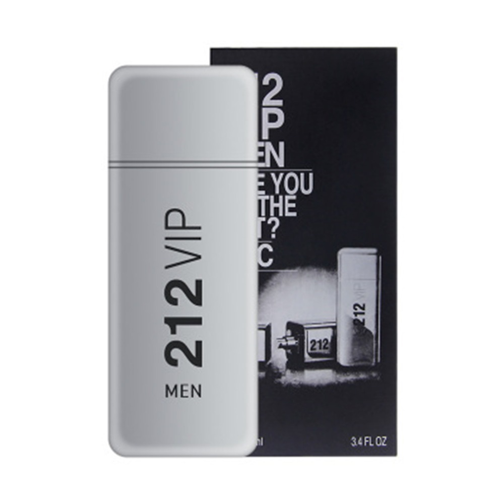 JEAN MISS Men's Deodorant Fragrance 212 Men Lasting Pheromones Fragrances For Men Silver Black Natural Spray Attract Men