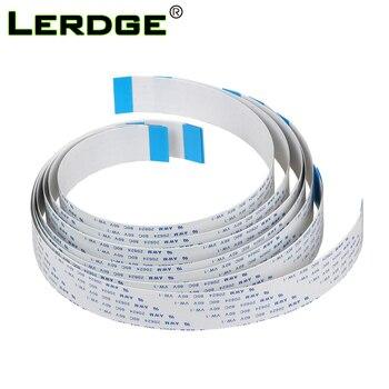 LERDGE 3D принтер, детали, плата, сенсорный экран FFC FPC, гибкий дисплей, кабель AWM, длина 36 Pin, опционально, для Lerdge Board