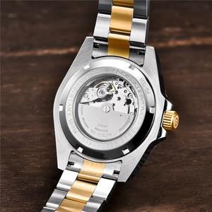 Image 3 - PAGANI DESIGN Top Luxury Men Watch Fashion Sport Waterproof Sapphire High Quality Automatic Mechanical Watches Relogio Masculino