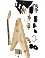 Factory Custom Shop DIY Electric Guitar DY Y2 Kits Basswood Body And Neck Including All The Parts