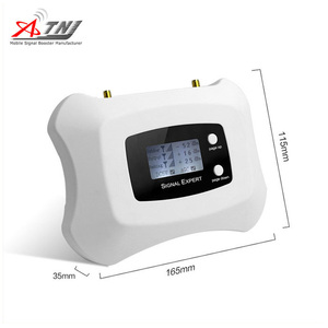 Image 2 - Smart 1800 mhz impulsionador de sinal móvel 2g 4g amplificador de telefone celular 2g4g repetidor de sinal só impulsionador + adaptador